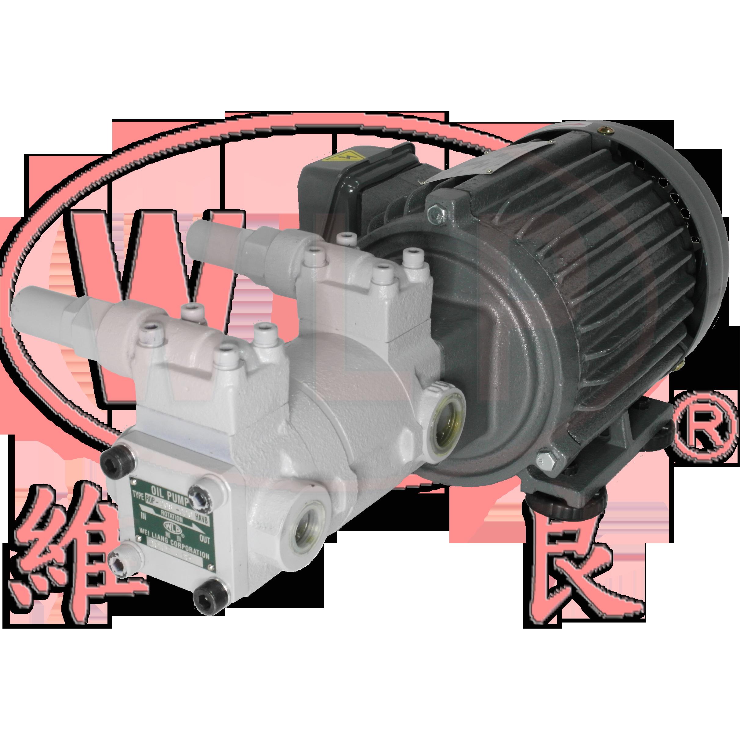 ROP-2HADM型馬達泵浦