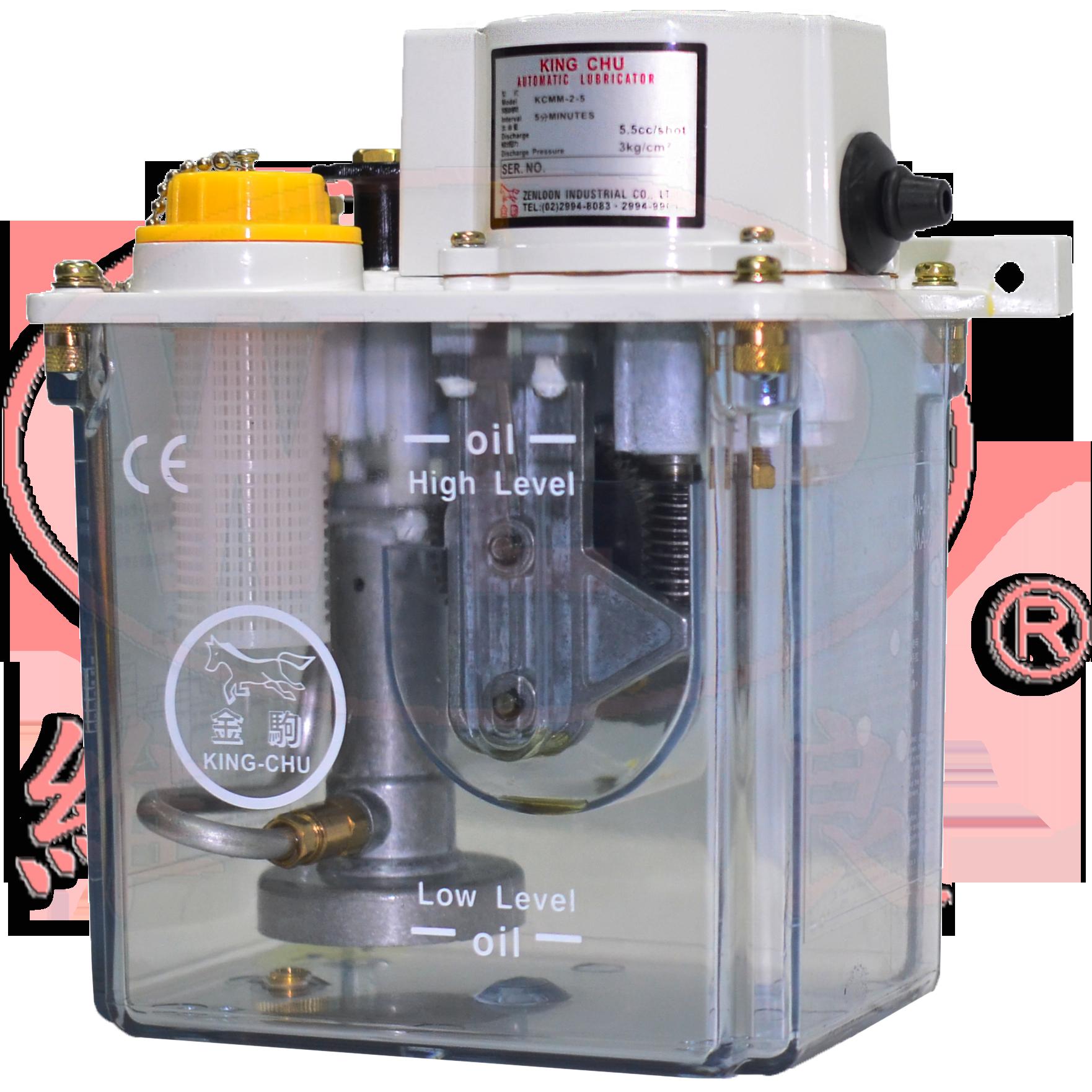 小金剛型自動間歇潤滑泵浦 KCMM