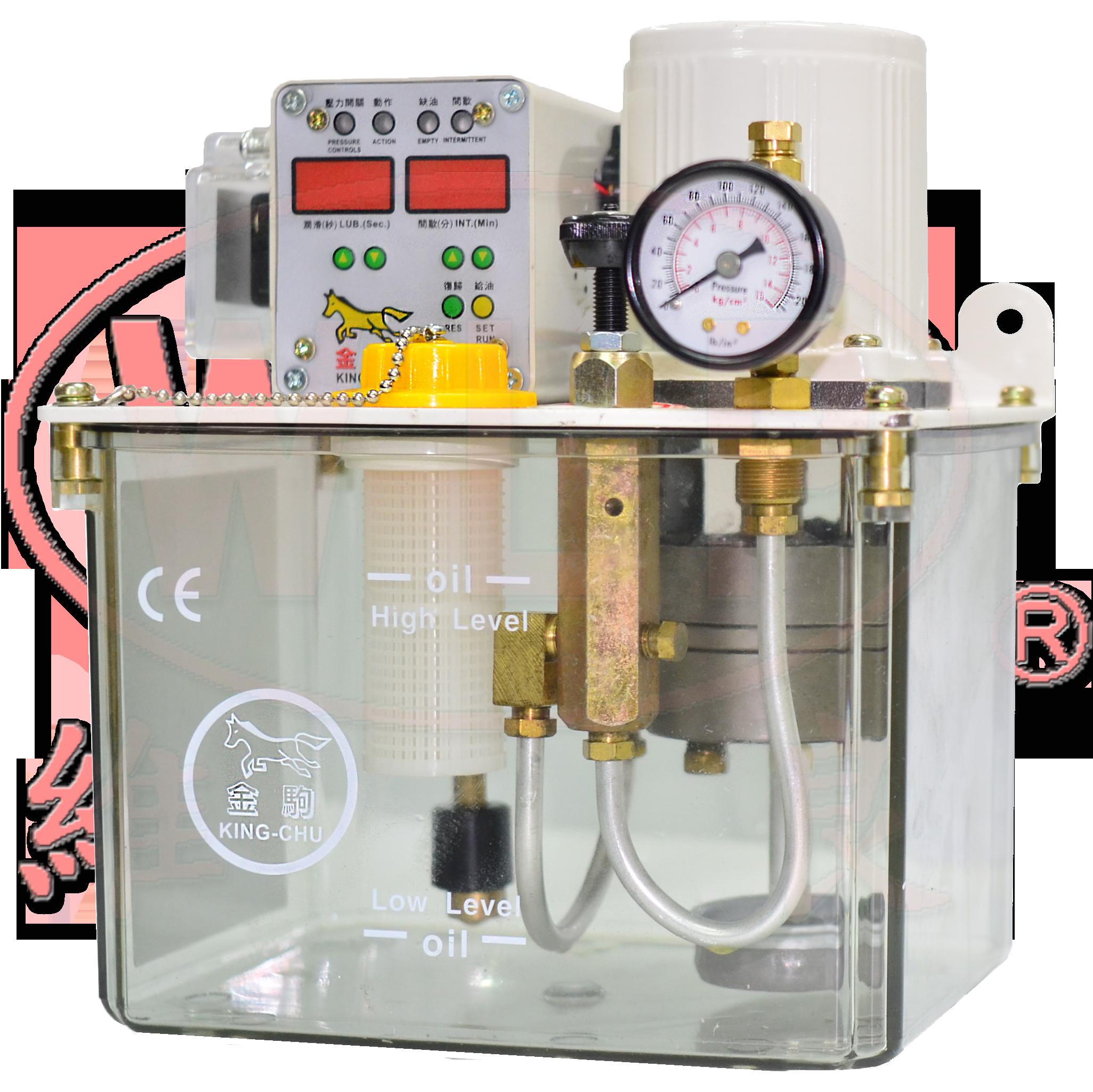MIC-280A 電動微電腦調整間歇注油機