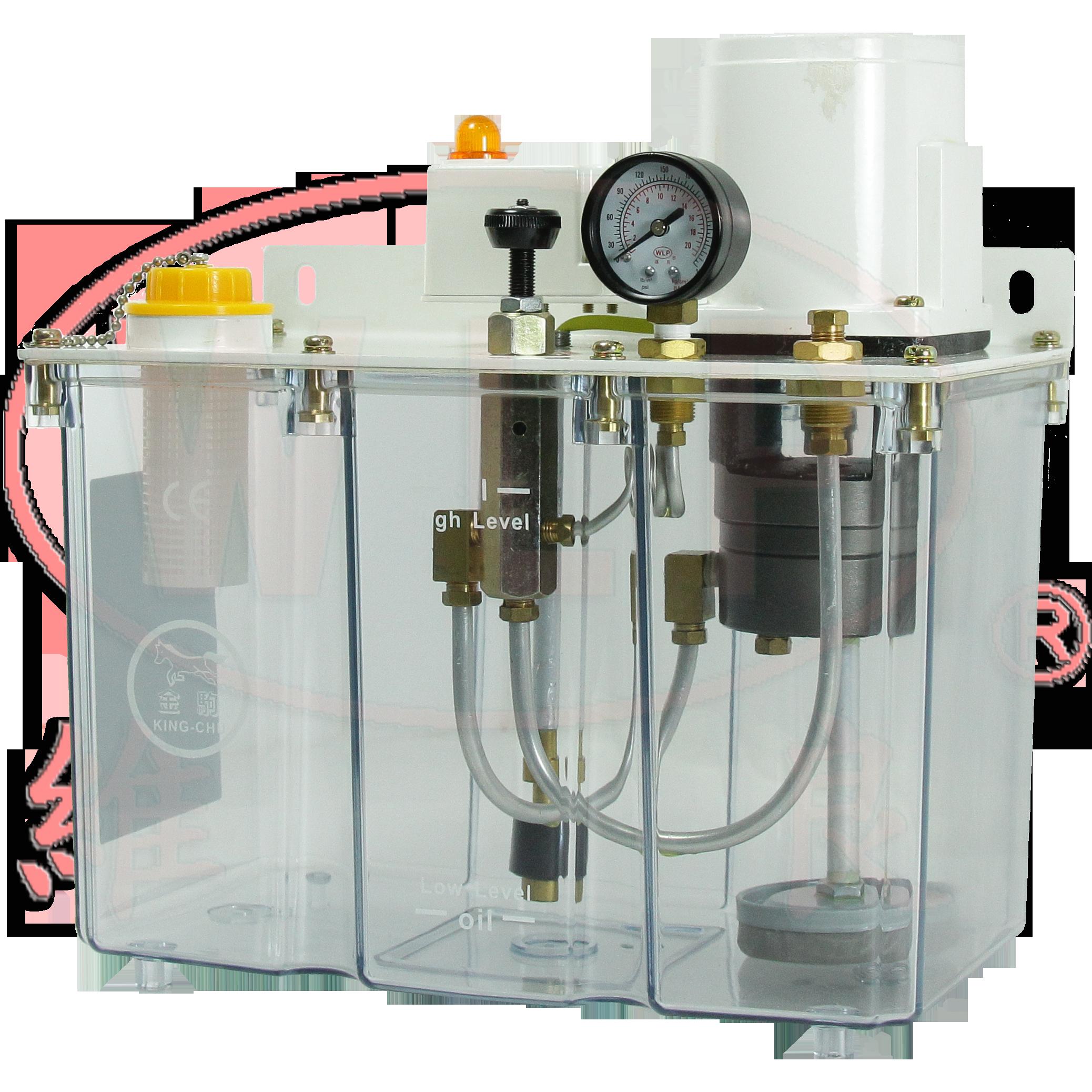 MLASF-6 電動式連續注油機