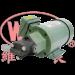 ROP-1MAVB-200W 1A型馬達泵浦附調壓閥